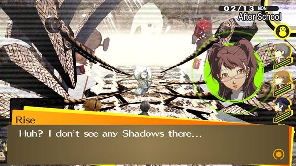 Скриншот №13 к Persona 4 Golden