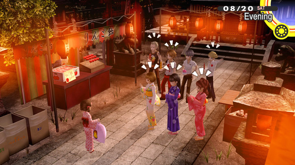 Скриншот №8 к Persona 4 Golden