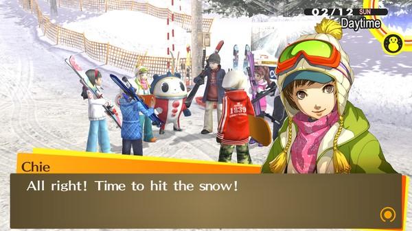 Скриншот №9 к Persona 4 Golden