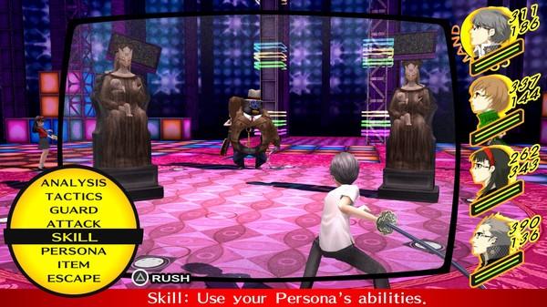 Скриншот №5 к Persona 4 Golden