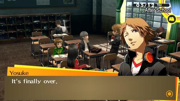 Скриншот №2 к Persona 4 Golden