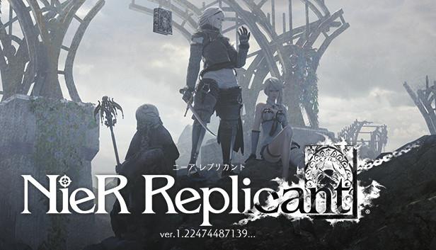 Steam で NieR Replicant™ ver.1.22474487139... を予約購入