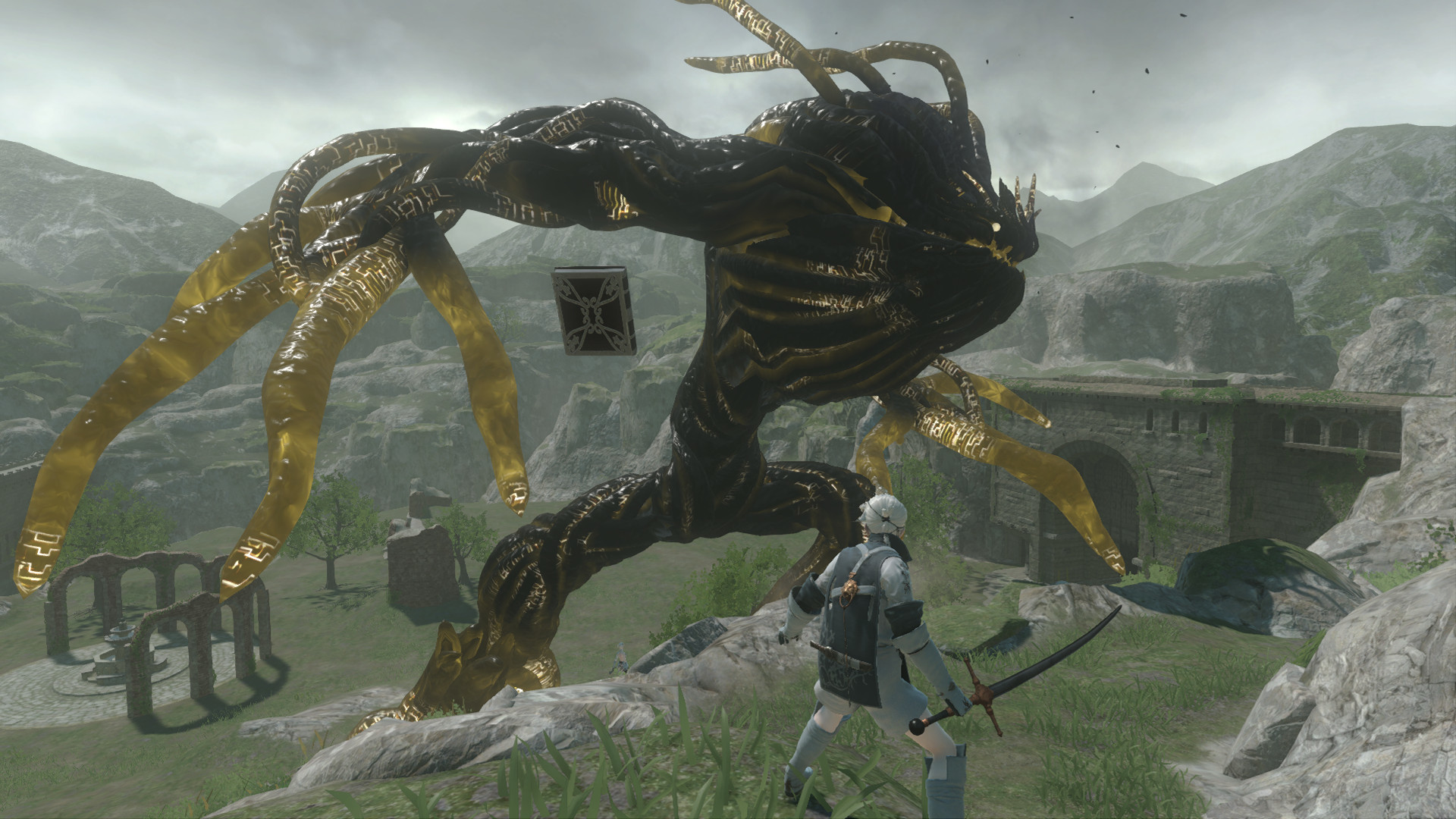 Image from NieR Replicant