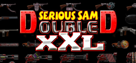 Serious Sam Double D XXL Cover Image