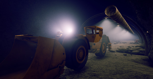 Скриншот №1 к Coal Mining Simulator