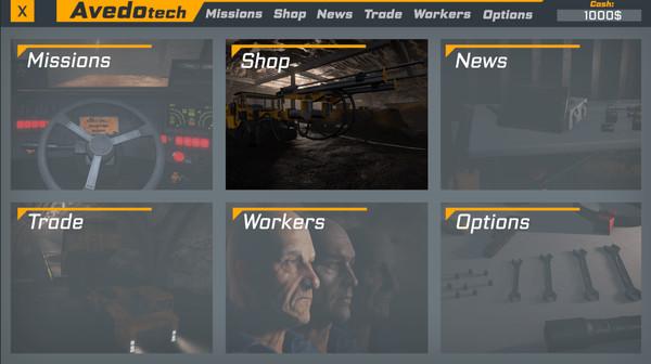 Скриншот №5 к Coal Mining Simulator