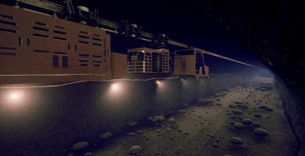 Скриншот №4 к Coal Mining Simulator