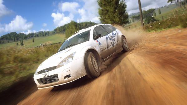 Скриншот №3 к DiRT Rally 2.0 - Ford Focus RS Rally 2001