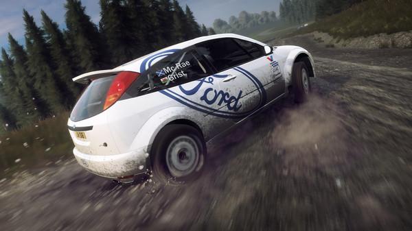 Скриншот №1 к DiRT Rally 2.0 - Ford Focus RS Rally 2001