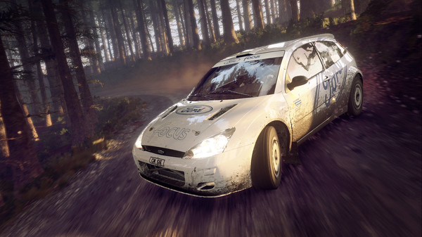 Скриншот №2 к DiRT Rally 2.0 - Ford Focus RS Rally 2001