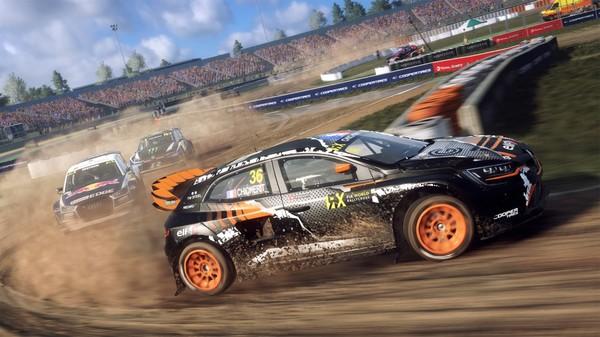 Скриншот №4 к DiRT Rally 2.0 - Renault Megane R.S. RX