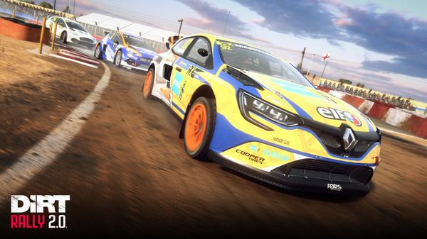 Скриншот №5 к DiRT Rally 2.0 - Renault Megane R.S. RX