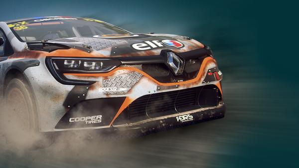 Скриншот №1 к DiRT Rally 2.0 - Renault Megane R.S. RX