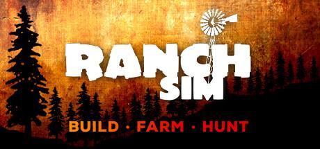 Ranch Simulator - 현실적인 멀티플레이어 농업 경영 목장 샌드박스; 농장, 수확, 사냥 및 건설 시뮬레이션