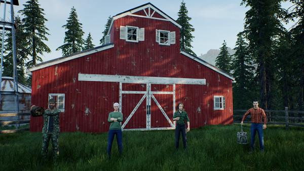 Скриншот №3 к Ranch Simulator