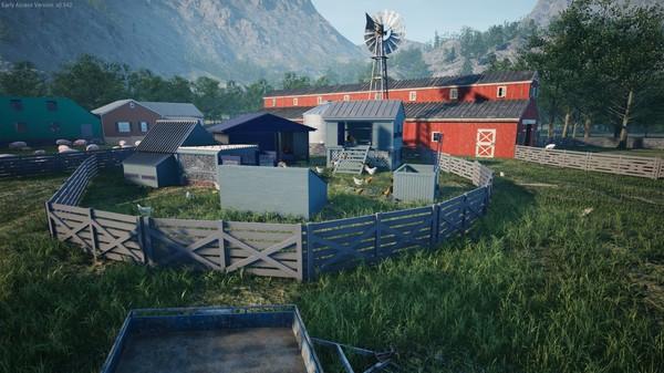 Скриншот №5 к Ranch Simulator