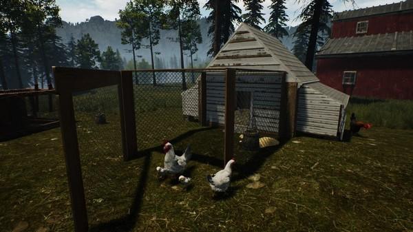 Скриншот №4 к Ranch Simulator