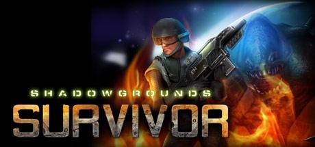 Shadowgrounds Survivor Cover Image