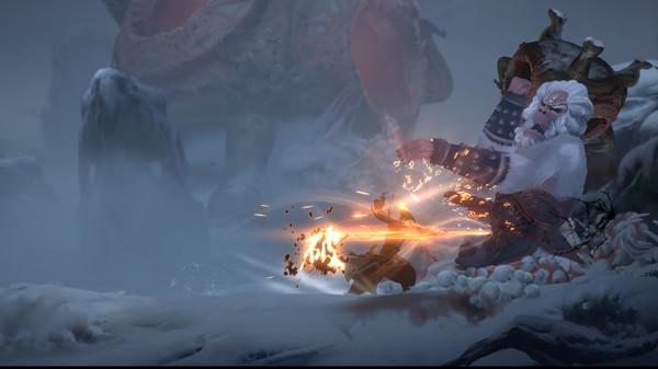 Скриншот №4 к 斩妖行 Eastern Exorcist