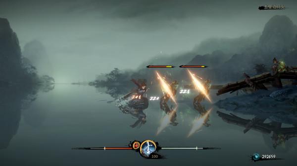 Скриншот №1 к 斩妖行 Eastern Exorcist