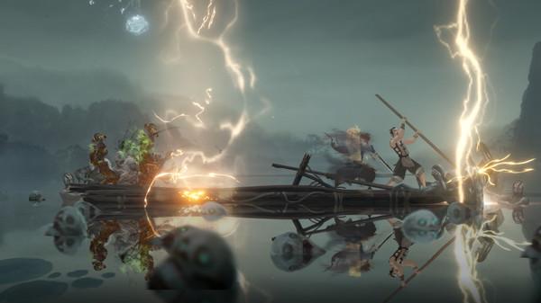 Скриншот №5 к 斩妖行 Eastern Exorcist