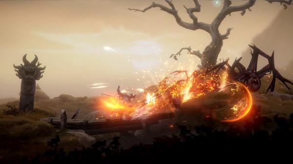 Скриншот №7 к 斩妖行 Eastern Exorcist