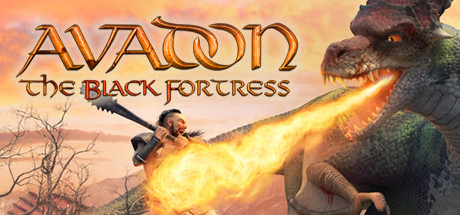 Avadon: The Black Fortress Cover Image