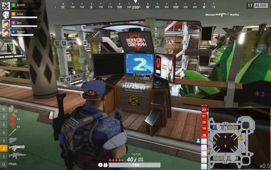 Скриншот №8 к Total Lockdown