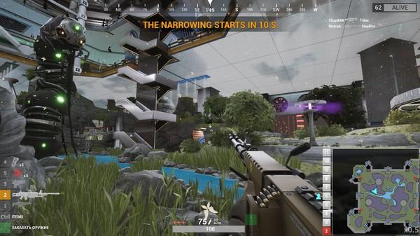Скриншот №10 к Total Lockdown