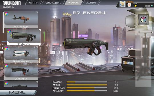 Скриншот №6 к Total Lockdown