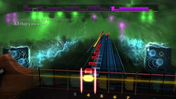 Скриншот №2 к Rocksmith® 2014 Edition – Remastered – Metal Mix Song Pack II