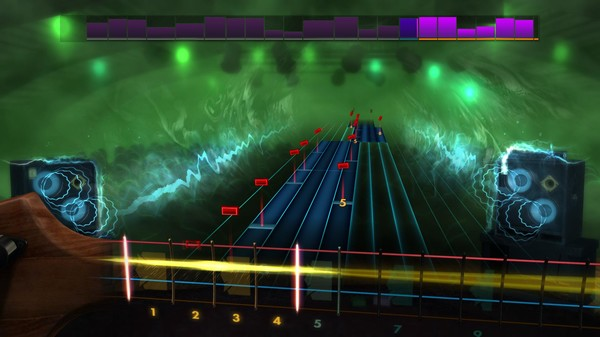 """Скриншот №4 к Rocksmith® 2014 Edition – Remastered – Children of Bodom - """"Are You Dead Yet?"""""""
