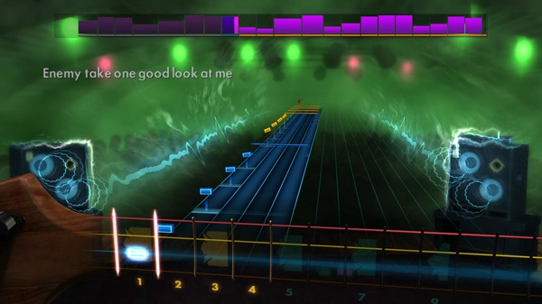 """Скриншот №5 к Rocksmith® 2014 Edition – Remastered – Children of Bodom - """"Are You Dead Yet?"""""""