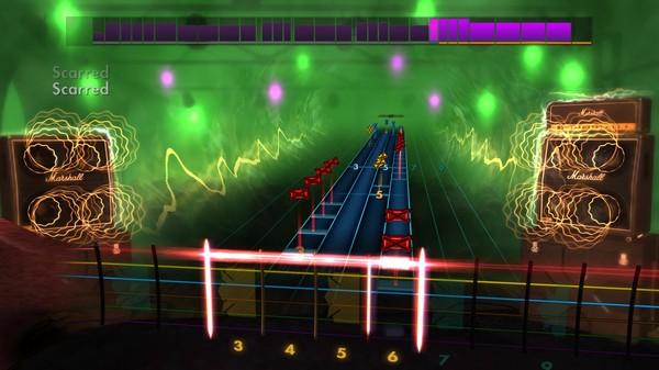 "Скриншот №2 к Rocksmith® 2014 Edition – Remastered – Machine Head - ""Davidian"""