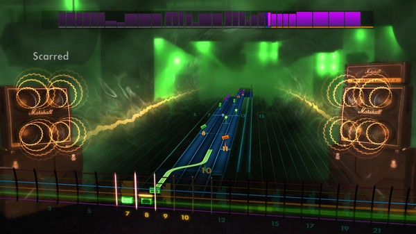 "Скриншот №5 к Rocksmith® 2014 Edition – Remastered – Machine Head - ""Davidian"""