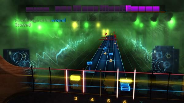 "Скриншот №4 к Rocksmith® 2014 Edition – Remastered – Machine Head - ""Davidian"""