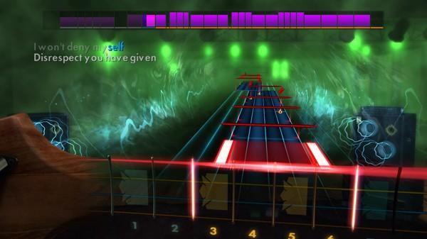 "Скриншот №3 к Rocksmith® 2014 Edition – Remastered – Machine Head - ""Davidian"""