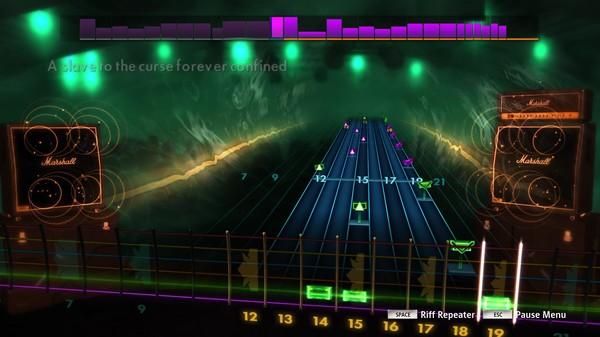 "Скриншот №5 к Rocksmith® 2014 Edition – Remastered – Death - ""Crystal Mountain"""