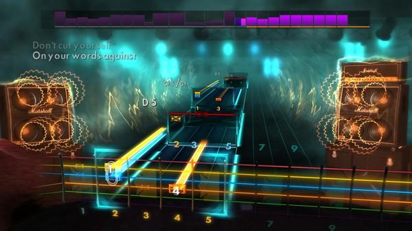 "Скриншот №3 к Rocksmith® 2014 Edition – Remastered – Death - ""Crystal Mountain"""