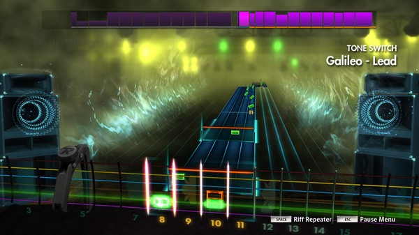 "Скриншот №3 к Rocksmith® 2014 Edition – Remastered – Indigo Girls - ""Galileo"""