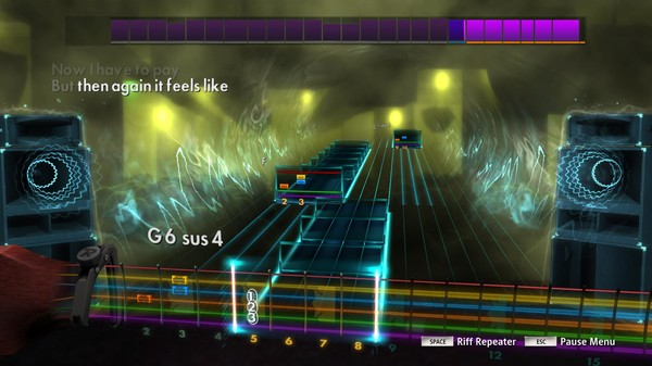 "Скриншот №2 к Rocksmith® 2014 Edition – Remastered – Indigo Girls - ""Galileo"""