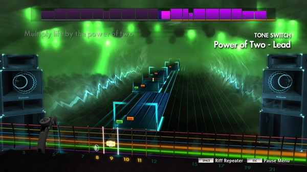 "Скриншот №4 к Rocksmith® 2014 Edition – Remastered – Indigo Girls - ""Power of Two"""