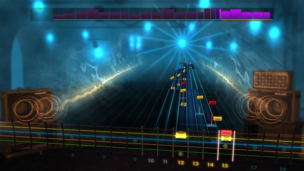 """Скриншот №2 к Rocksmith® 2014 Edition – Remastered – The Zombies - """"Shes Not There"""""""