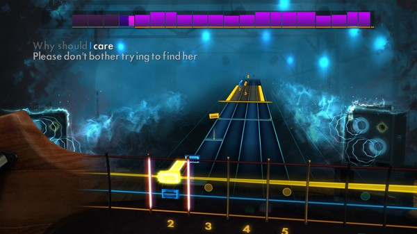 """Скриншот №5 к Rocksmith® 2014 Edition – Remastered – The Zombies - """"Shes Not There"""""""