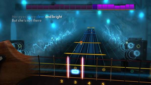 """Скриншот №1 к Rocksmith® 2014 Edition – Remastered – The Zombies - """"Shes Not There"""""""