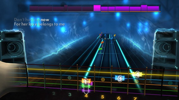 """Скриншот №2 к Rocksmith® 2014 Edition – Remastered – The Zombies - """"Tell Her No"""""""