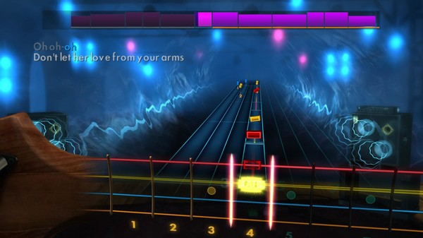 """Скриншот №4 к Rocksmith® 2014 Edition – Remastered – The Zombies - """"Tell Her No"""""""