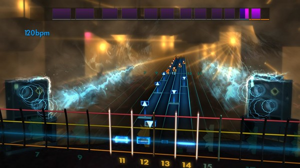 Скриншот №3 к Rocksmith® 2014 Edition – Remastered – Rocksmith Advanced Exercises Vol. 2
