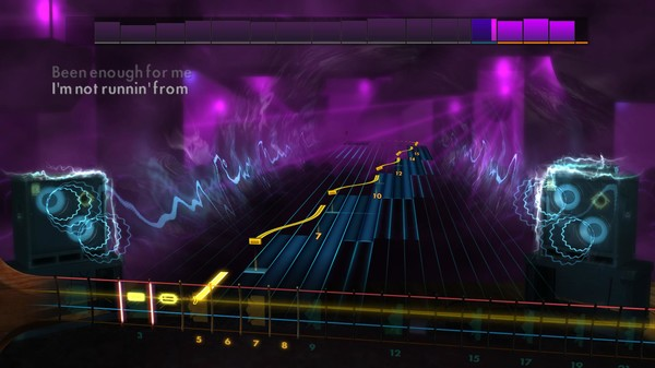 Скриншот №1 к Rocksmith® 2014 Edition – Remastered – Daughtry Song Pack