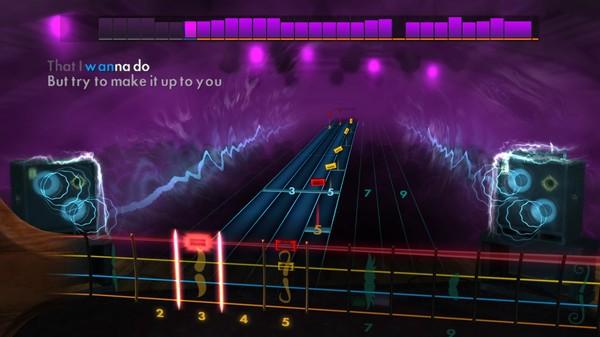 "Скриншот №5 к Rocksmith® 2014 Edition – Remastered – Daughtry - ""Feels Like Tonight"""
